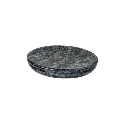 Тарелка Roda, 16 см, серая