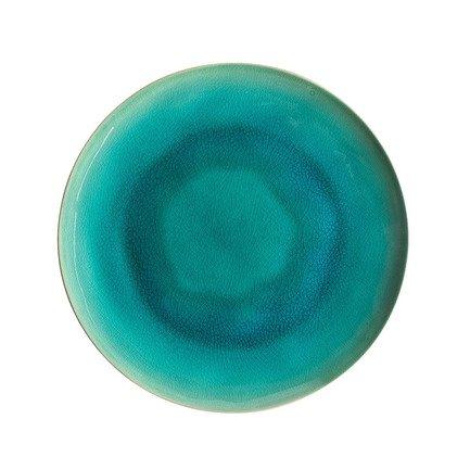 Тарелка Riviera, 27 см, голубая