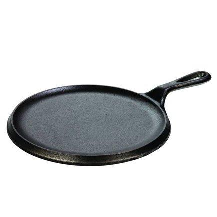 Сковорода блинная, 23 см, черная