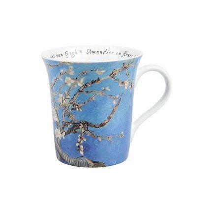 Кружка Цветы Ван Гог 2 (410 мл), 9.8 см 11 1 100 2270 Konitz кружка цветы моне 410 мл 9 8 см 11 1 100 0693 konitz