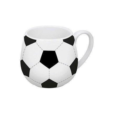 """Кружка """"Футбольный мяч"""" (420 мл), 8.2 см 11 1 143 0088 Konitz"""
