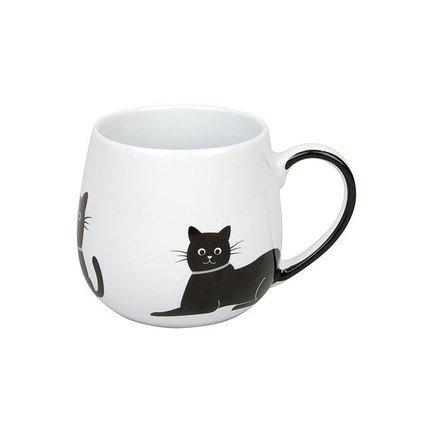 """Кружка """"Мои прекрасные кошки"""" (420 мл), 8.2 см 11 1 143 2259 Konitz"""