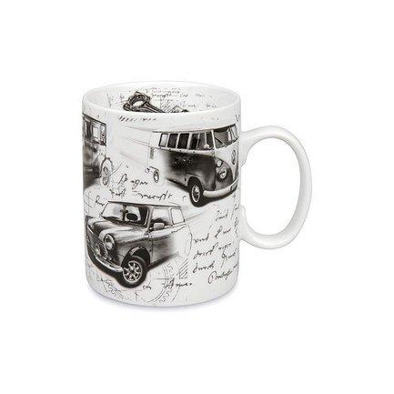 """Кружка """"Автомобильные легенды - классика"""" (490 мл), 9.2 см 11 1 330 2228 Konitz"""