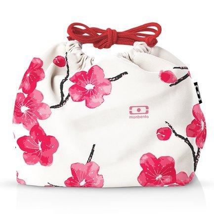 Мешочек для ланча MB Pochette blossom, 20х17х19 см 1002 12 333 Monbento