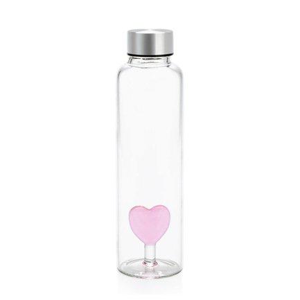 Бутылка для воды Love (0.5 л), 6.5х23 см 27114 Balvi