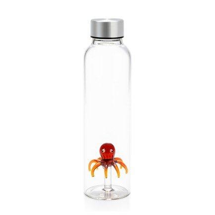 Бутылка для воды Octopus (0.5 л), 6.5х23 см 27116 Balvi