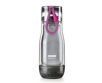 Бутылка Active (325 мл), фиолетовая ZK129-AC-PU Zoku