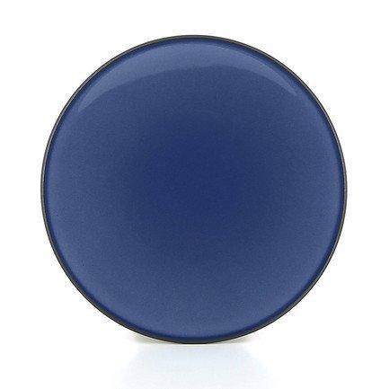 Тарелка Equinoxe Blue, 16х2 см, синяя