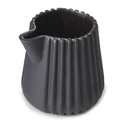 Молочник Pekoe (100 мл), 7х6.5 см, черный 653634 Revol