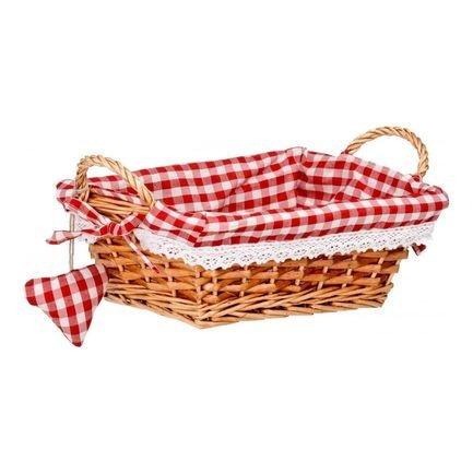 Корзинка для хлеба Emily, 25х18 см W30001050 Walmer