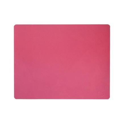 Подстановочная салфетка прямоугольная, 35x45 см, малиновая