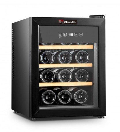 Шкаф для подготовки вина к подаче, 12 бутылок CLS12H Climadiff дверь для шкафа дейли 40х92 см
