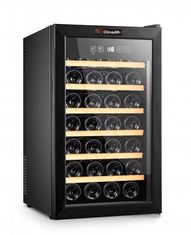 Шкаф для подготовки вина к подаче, 28 бутылок CLS28H Climadiff дверь для шкафа дейли 40х92 см