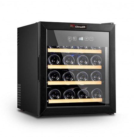 Шкаф для подготовки вина к подаче, 16 бутылок CLS16H Climadiff