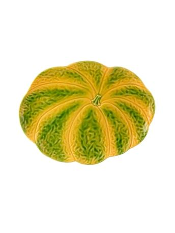Блюдо овальное Тыква, 30.5х40 см