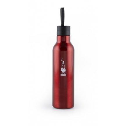 Термобутылка (0.75 л), красная