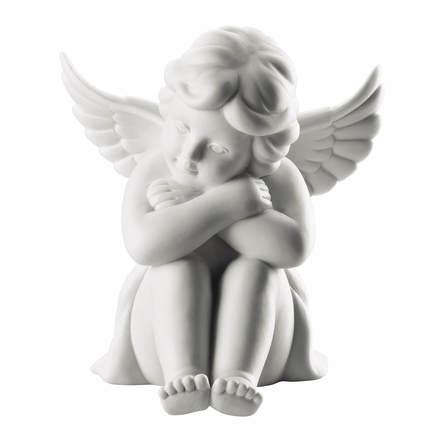 цена на Статуэтка Ангел сидящий, 10.5 см RS1808 Rosenthal