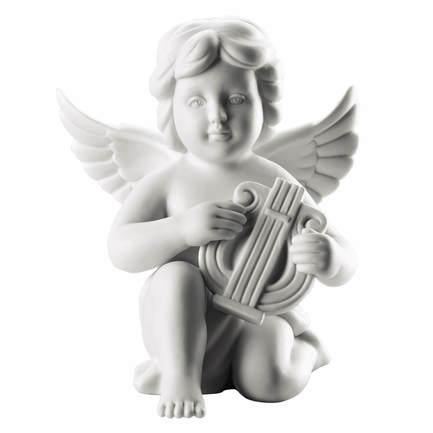 цена на Статуэтка Ангел с лирой, 10.5 см RS1804 Rosenthal
