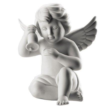 цена на Статуэтка Ангел с колокольчиком, 10 cм RS1806 Rosenthal