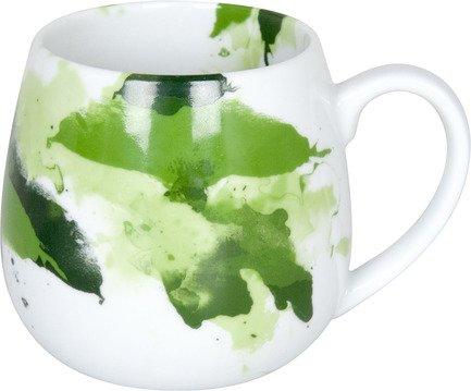"""Кружка """"Зеленые краски"""" (420 мл)"""
