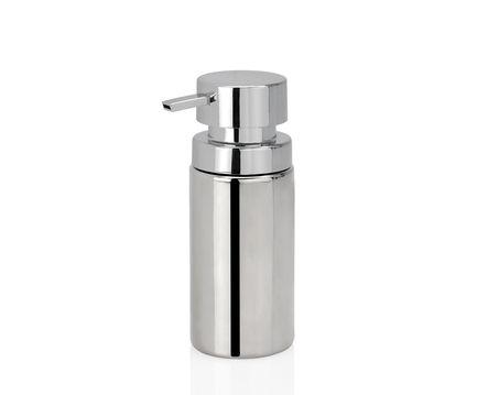 Диспенсер для жидкого мыла Chrome Ceramic and Chrome, хром CC19078 Andrea House