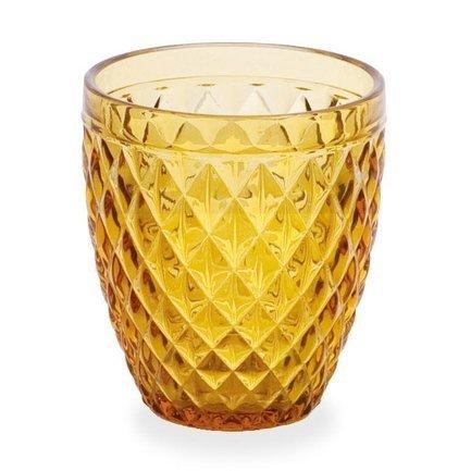 цена Набор бокалов Ambra Bicchieri Tuscany (250 мл), желтый, 2 шт. 48880/2 Fade онлайн в 2017 году