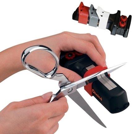 Chefs Choice Точилка для ножей и ножниц механическая CC480KS, черная http