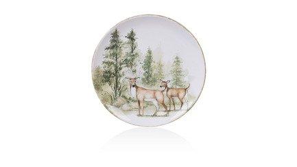 Тарелка обеденная Заповедный лес, 28 см CER41835 Certified International Corp