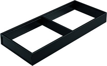 Рамка в низкий ящик AMBIA-LINE 500, 20 см, цвет в ассорт.