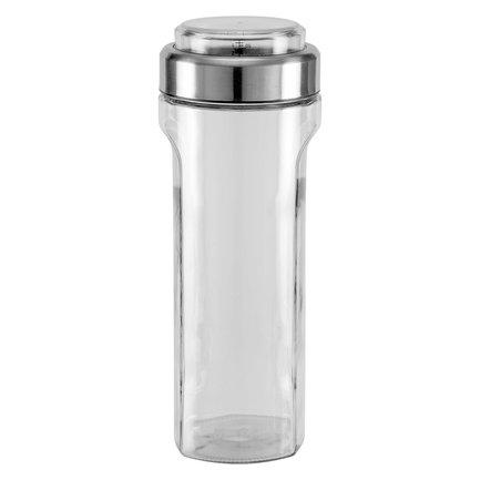 Емкость для сыпучих продуктов с мерным стаканом Petra (2 л) 741010 Nadoba