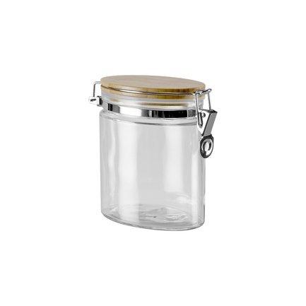 Емкость для сыпучих продуктов Dusana (0.8 л), с замком 741612 Nadoba