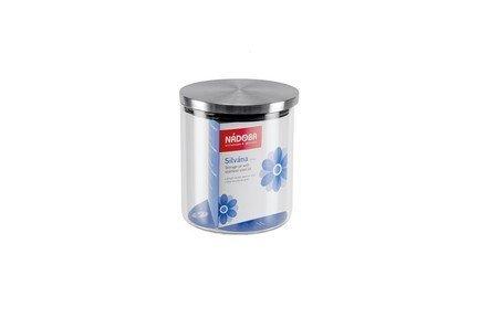 цена на Емкость для сыпучих продуктов Silvana (1 л) 741411 Nadoba