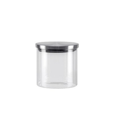 Емкость для сыпучих продуктов Silvana (0.45 л) 741413 Nadoba емкость для сыпучих продуктов tekla 1 25 л 741113 nadoba