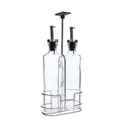 Бутылки для масла и уксуса Petra, 3 пр 741014 Nadoba