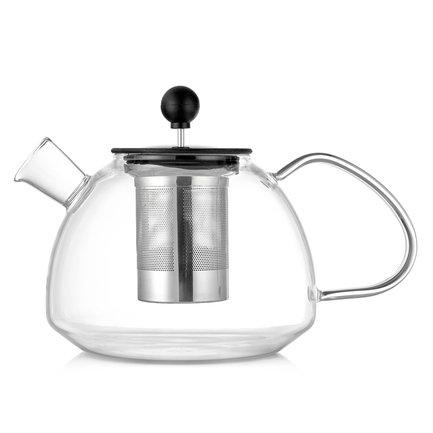 Чайник заварочный с прессом Boss (1.3 л) WP3609100 Walmer чайник orion чэ с02 1 7л 2200 вт серый прозрачный 1 7 л пластик стекло