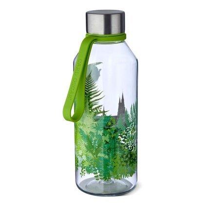 Бутылка для воды WisdomFlask Nature (0.65 л), 7.3х20.5 см