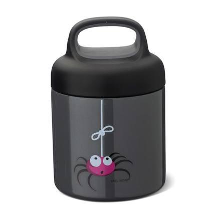 Термос для еды LunchJar Spider (0.3 л), серый 109100 Carl Oscar недорого