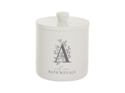 Стакан для ватных дисков Bath Rituals, 9х11.5 см