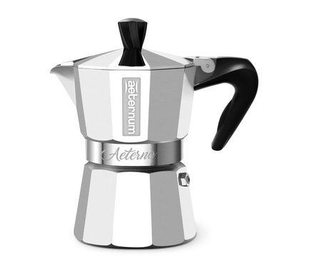 Гейзерная кофеварка Aeterna (240 мл), на 6 чашек