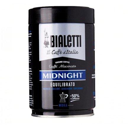 Кофе молотый Moka Midnight, 250 г 96080117 Bialetti цена