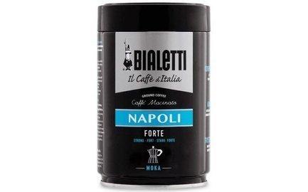 Кофе молотый Moka Napoli, 250 г 96080114 Bialetti цена