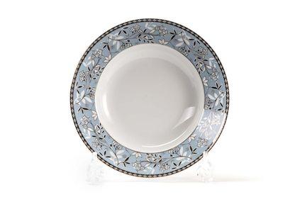 Набор десертных тарелок Classe, 19 см, 6 шт. 539114 1596 Tunisie Porcelaine набор тарелок 19 см фредерика роза перламутр 6 шт