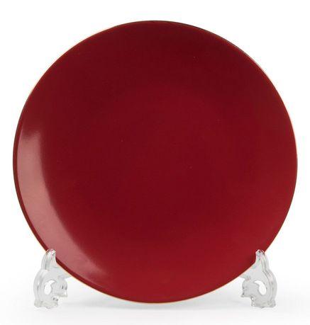 Набор десертных тарелок Monalisa, 21 см, 6 шт. 729106 3125 Tunisie Porcelaine набор подстановочных тарелок lefard диаметр 25 см 6 шт 274832