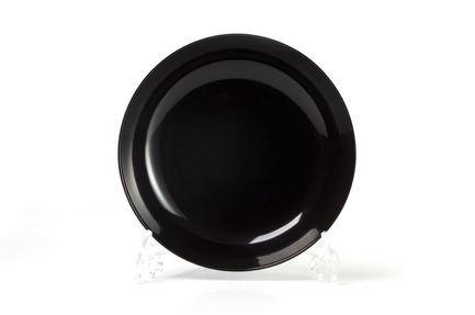 Тарелка глубокая Putoisage noir, 23 см