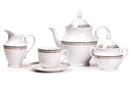 цена на Сервиз чайный Tanit Signature, 15 пр. 659509 1515 Tunisie Porcelaine