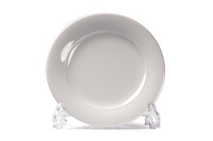 Тарелка Artemis, 20 см 160120 Tunisie Porcelaine тарелка мелкая дулевский фарфор альпийские цветы красные диаметр 20 см