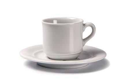 Фото - Кофейная пара Artemis (90 мл), 6.2х6 см 163509 Tunisie Porcelaine кофейная пара tiffany or 110 мл 6103510 1785 tunisie porcelaine
