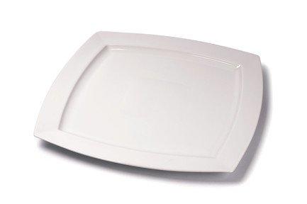 Фото - Блюдо квадратное Puzzle, 36х36 см 190636 Tunisie Porcelaine чехол на стул италия с завязками ст ш 36х36 см