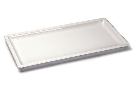 Блюдо прямоугольное Puzzle, 26х18 см 190826 Tunisie Porcelaine блюдо презентационное прямоугольное zeus 28х22 см 220129 tunisie porcelaine