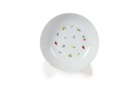 Тарелка глубокая Английский сад, 21 см 5500221 2466 Tunisie Porcelaine стоимость